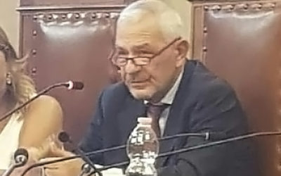 Prof. arch. DOMENICO ALESSANDRO DE ROSSI